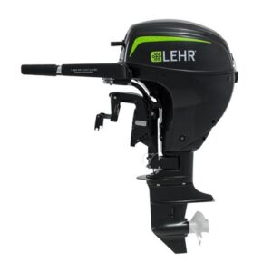 2014 LEHR 15 HP LP15ERS OUTBOARD MOTOR