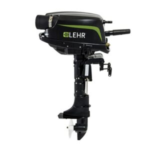 2014 LEHR 5 HP LP5.0S OUTBOARD MOTOR