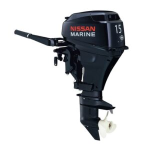 2014 NISSAN 15 HP NSF15C2 OUTBOARD MOTOR