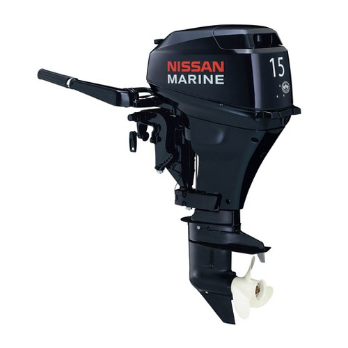2015 NISSAN 15 HP NSF15CEF1 OUTBOARD MOTOR