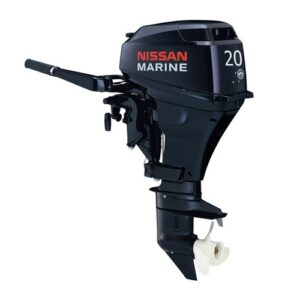 2015 NISSAN 20 HP NSF20C1 OUTBOARD MOTOR