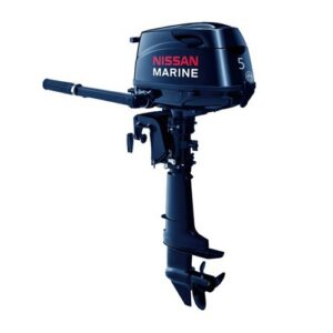2015 NISSAN 5 HP NSF5C2 OUTBOARD MOTOR