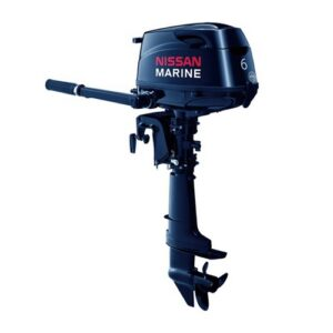 2015 NISSAN 6 HP NSF6CD1 OUTBOARD MOTOR
