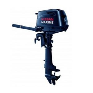 2015 NISSAN 6 HP NSF6CD2 OUTBOARD MOTOR