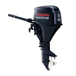 2015 NISSAN 8 HP NSF8A31 OUTBOARD MOTOR