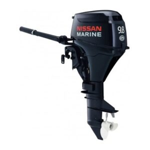 2015 NISSAN 9.8 HP NSF9.8A3EF1 OUTBOARD MOTOR