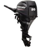 2017 Mercury 20 HP 20MH Outboard Motor