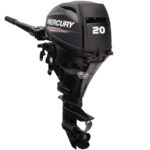 2017 Mercury 20 HP 20MLH Outboard Motor