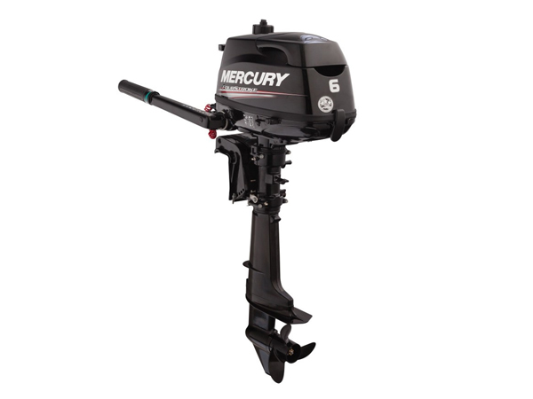 2017 Mercury 6HP 6MLH Outboard Motor