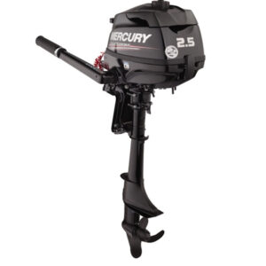 2018 Mercury 2.5 Hp 2.5MH Outboard Motor