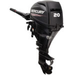2018 Mercury 20 Hp 20MH Outboard Motor