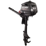 2018 Mercury 3.5 Hp 3.5MLH Outboard Motor