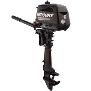 2018 Mercury 6hp 6MLH Outboard Motor
