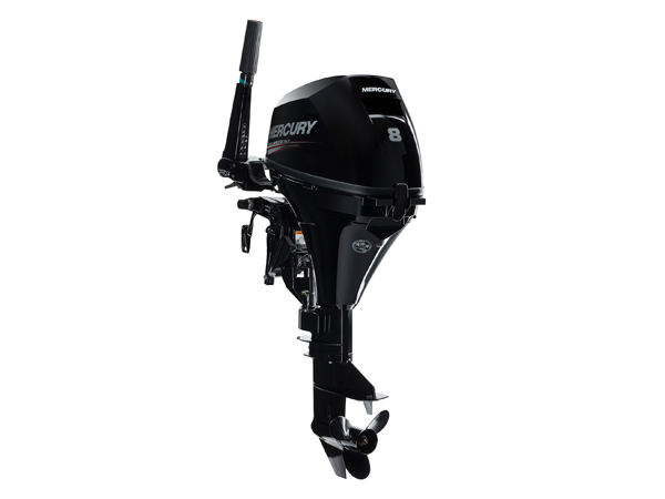 2018 Mercury 8 Hp 8MH Outboard Motor