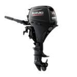 2018 Suzuki Marine 15 HP DF15AS EFI Outboard Motor