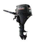 2018 Suzuki Marine 20 HP DF20AS EFI Outboard Motor